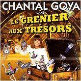 Chantal Goya - Le grenier aux trésors affiche