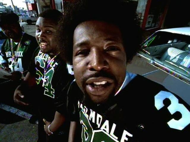 Crazy Rap - MTV Safe Version, Closed Captioned
