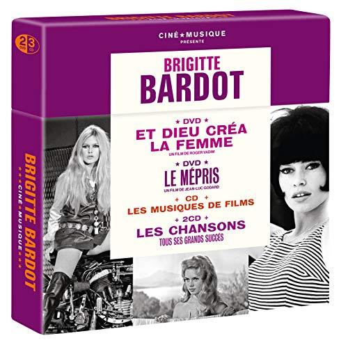Brigitte Bardot Ciné Musique