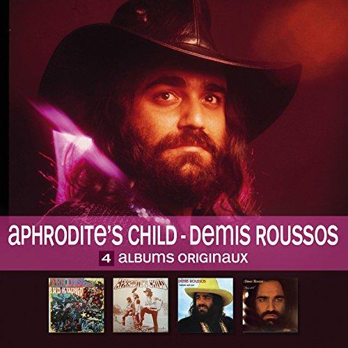 Berühmt Discographie de Demis Roussos - Universal Music France DS14