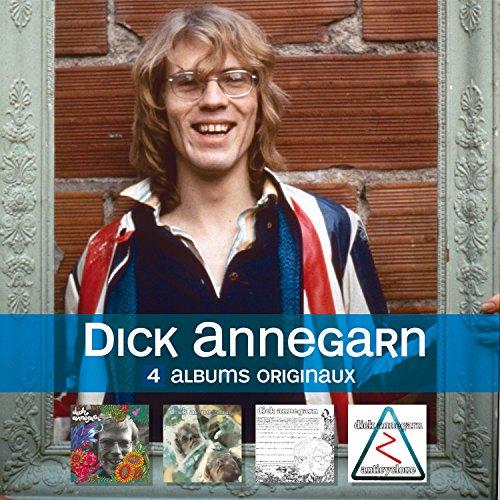 Gut bekannt Discographie de Dick Annegarn - Universal Music France SF92