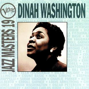Verve Jazz Masters 19:  Dinah Washington
