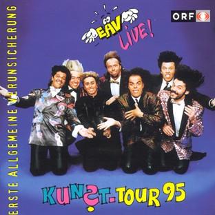 Kunst-Tour 95 - Live