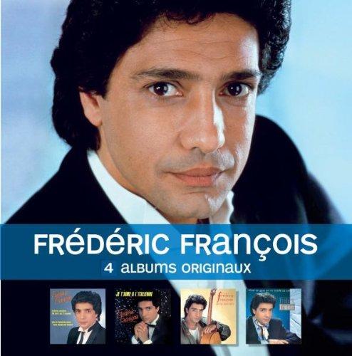 Berühmt Discographie de Frédéric François - Universal Music France DS14