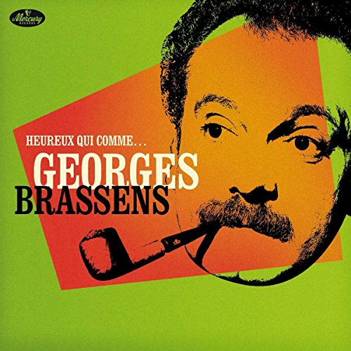 discographie de georges brassens universal music france. Black Bedroom Furniture Sets. Home Design Ideas