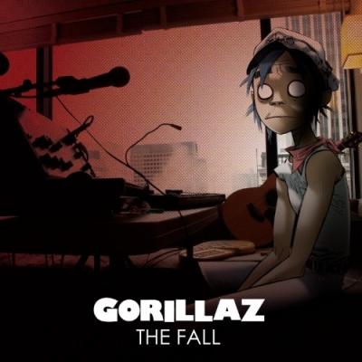 Sinon, en 2011, j'ai bien aimé aussi Gorillaz-the-fall