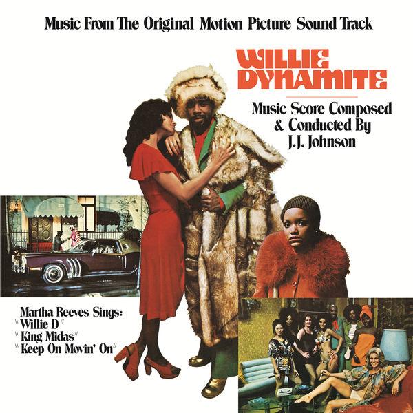 Willie Dynamite [B.O.F.]