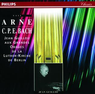 Arne / C.P.E. Bach - Vol. 8