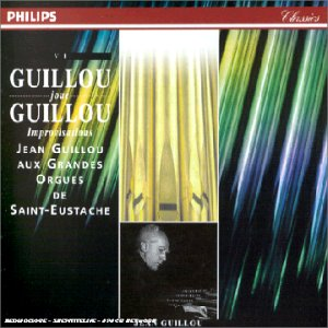 J. Guillou - Improvisations Vol.6
