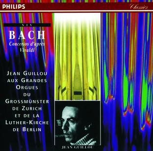 J.S. Bach - Concertos d'après Vivaldi
