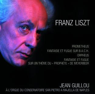 Liszt : Oeuvres Pour Orgue
