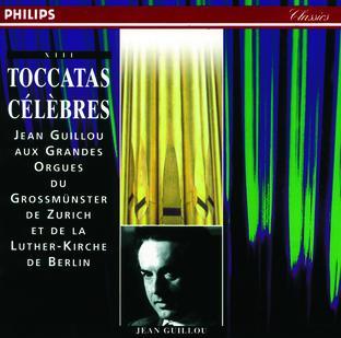 Toccatas Célèbres Vol.13