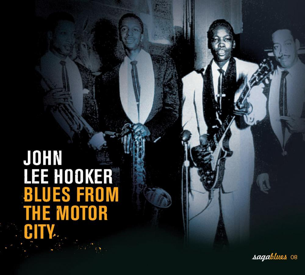 Saga Blues: Blues From the Motor City