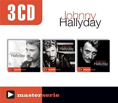 Master Série : Johnny Hallyday : 3CD