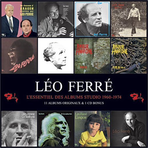 L'Essentiel des Albums Studio 1960-1974