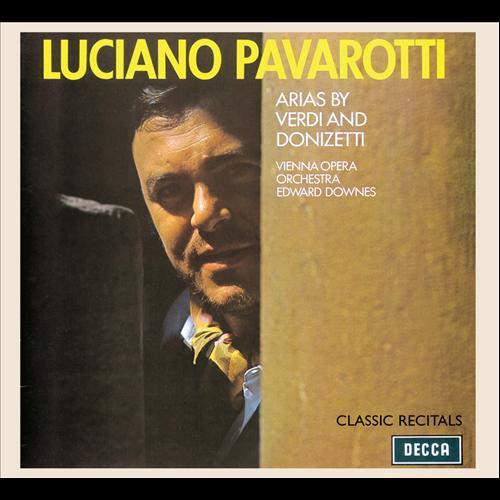 Luciano Pavarotti: Airs De Verdi & Donizetti