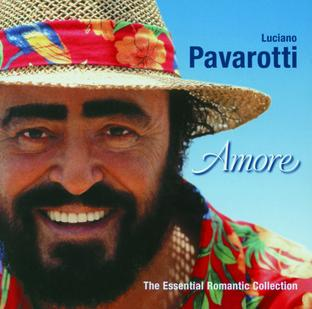 Luciano Pavarotti - Amore - 2 CDs