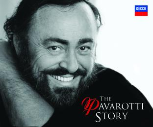 The Pavarotti Story - 4 CDs