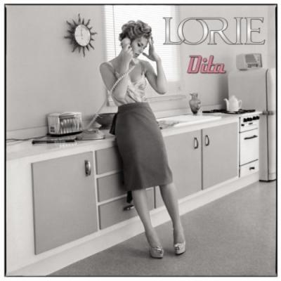 Si Lorie s'ennuie... Dita séduit ! dans A voir sur Paris ! lorie-dita-single