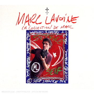 La Collection de Marc Lavoine