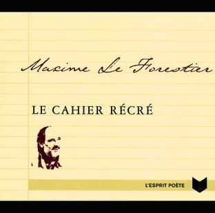 Le Cahier Récré : 17 Chansons de Brassens à l'Usage des Garnements