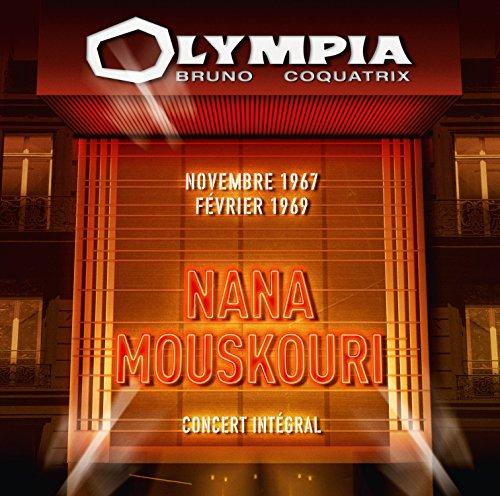 Olympia Novembre 1967 et Février 1969