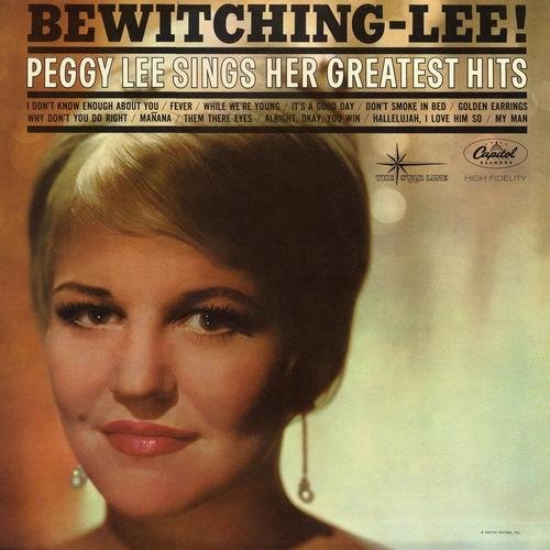 Bewitching Lee!