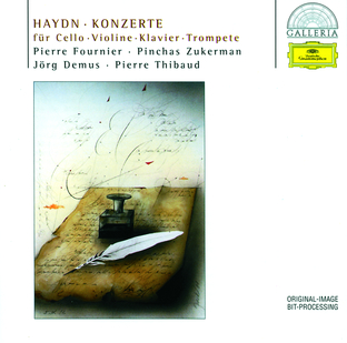 Haydn: Concertos For Cello, Violin, Piano & Trumpet