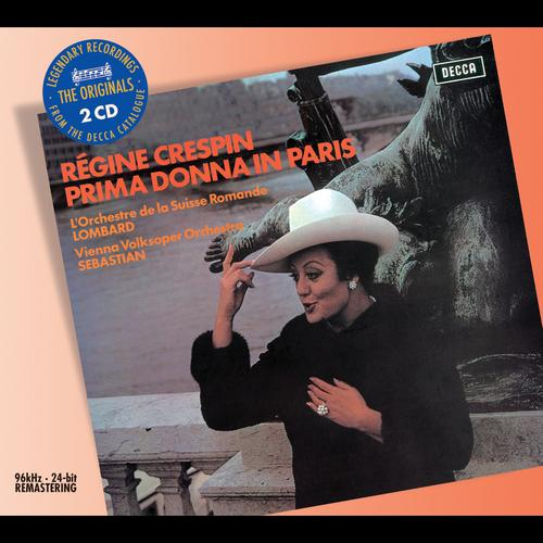 Prima Donna in Paris - 2 CDs