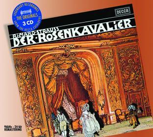 Strauss, R.: Der Rosenkavalier - 3 CDs