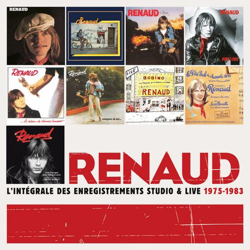 Intégrale des Enregistrements Studio et Live 1975-1983
