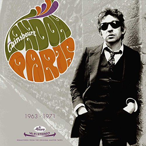 Gainsbourg London Paris 1963-1971
