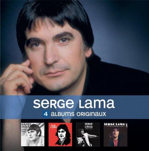 Relativ Discographie de Serge Lama - Universal Music France VW52