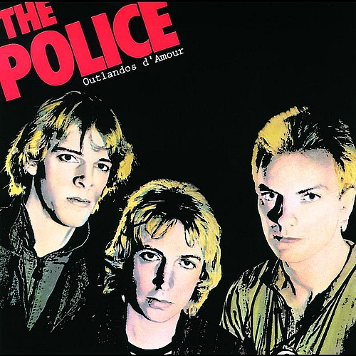 THE POLICE sur Alouette