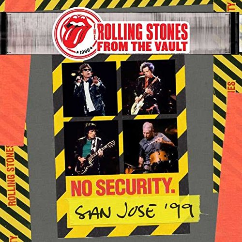 From the Vault: No Security - San Jose '99