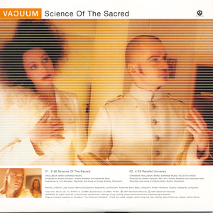 Science Of The Sacred