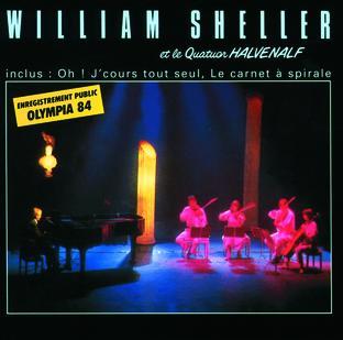Olympia Avec le Quatuor Halvenalf